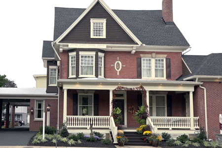 Buch Family Of Funeral Homes Lititz Renovations